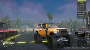 Troller T4 2020 Ford for SnowRunner