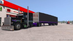 Custom Peterbilt 389 Truck V2.0 for American Truck Simulator