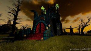 Halloween Hunted House for Farming Simulator 19