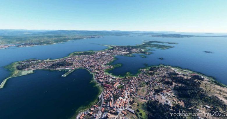Illa DE Arousa (Pontevedra), Spain V1.5 for Microsoft Flight Simulator 2020
