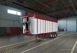 Fruehauf VFK Tipper Trailer for Euro Truck Simulator 2