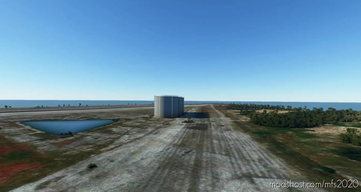 Pmdy Henderson Field, Sand Island, Midway for Microsoft Flight Simulator 2020