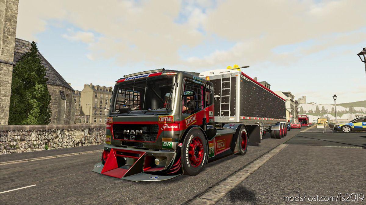Formula MAN Truck for Farming Simulator 19