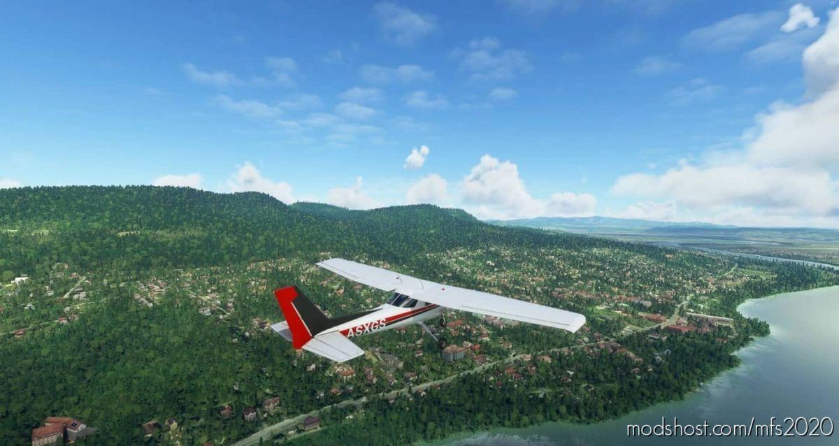 Hungary Discovery Flight V0.1 for Microsoft Flight Simulator 2020
