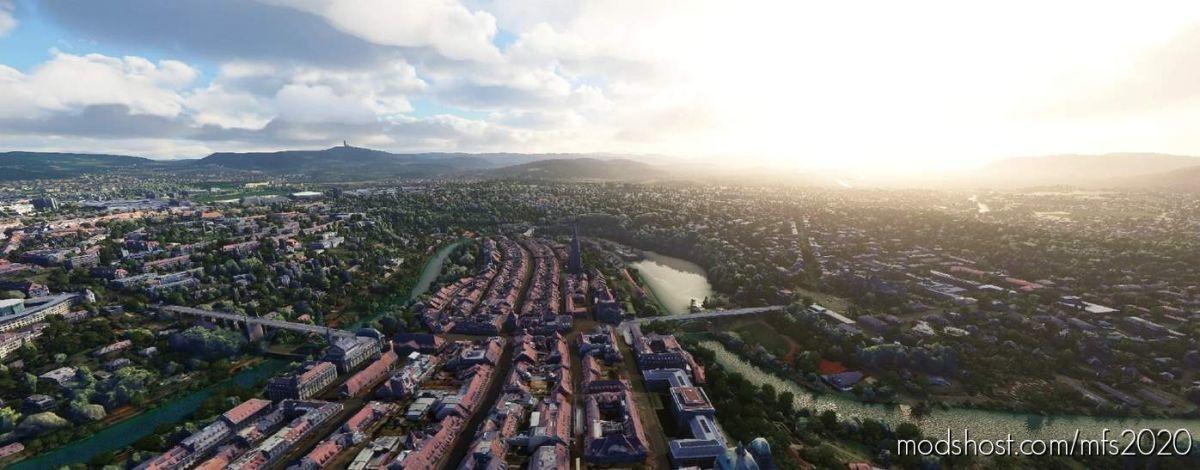 Bern Switzerland for Microsoft Flight Simulator 2020