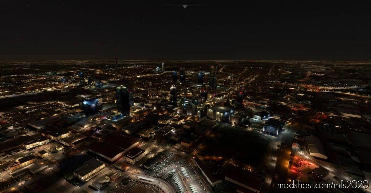 Johannesburg CBD Pack 1 for Microsoft Flight Simulator 2020