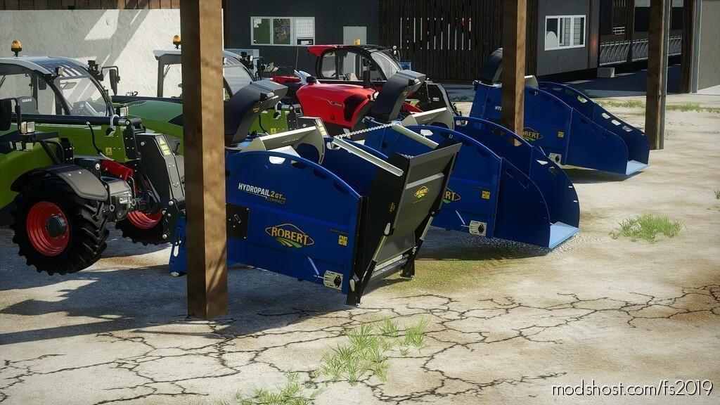 Robert Hydropail 2 GT EVO for Farming Simulator 19