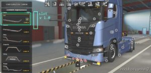 Scania Next GEN Bottom Slot [1.38.X] for Euro Truck Simulator 2