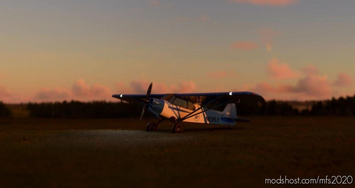 X-Cub Neofly Classic for Microsoft Flight Simulator 2020