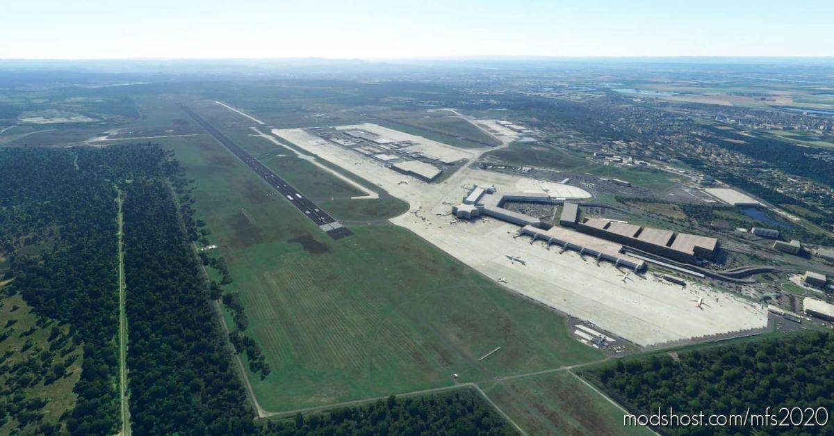 Eddk Enhanced Aerial Image for Microsoft Flight Simulator 2020