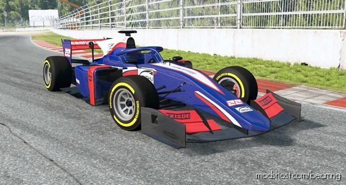 Genesis F2 for BeamNG.drive