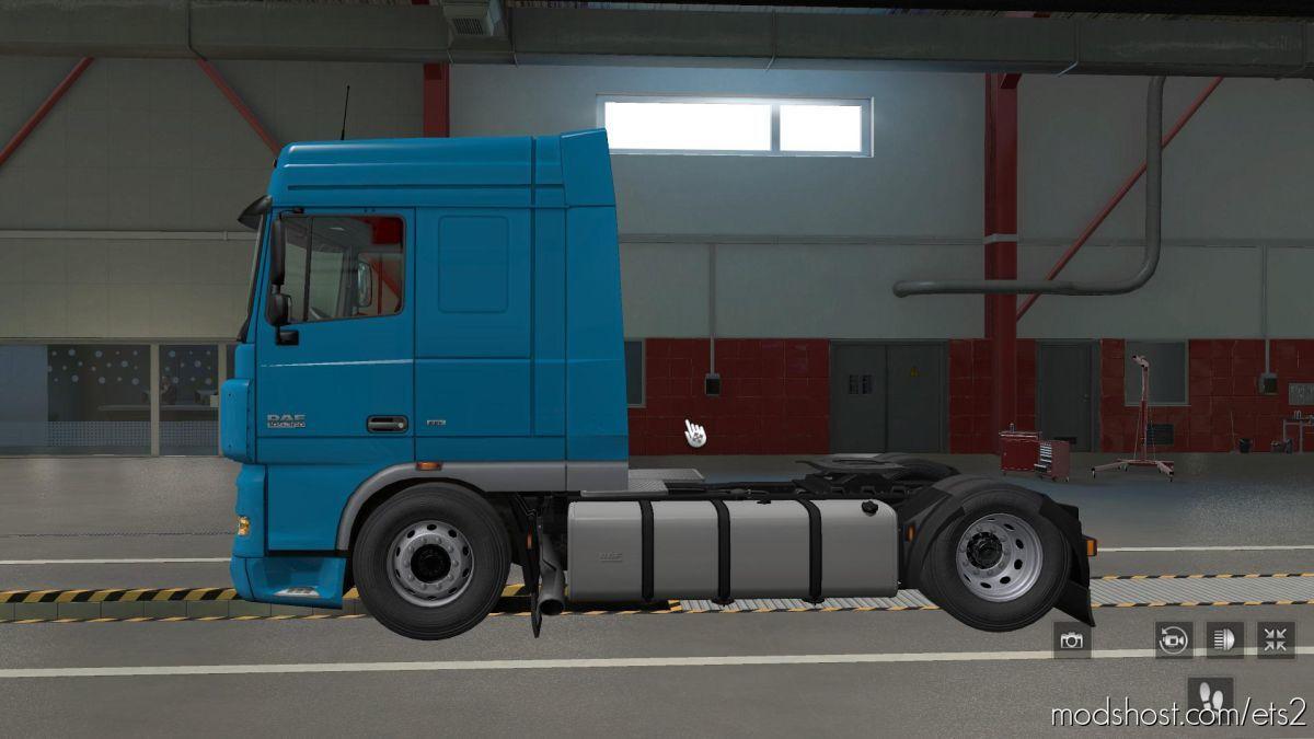 LOW Deck For Vadik'S DAF XF 105 [1.38.X] for Euro Truck Simulator 2