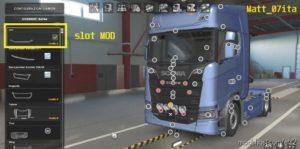 Scania Nexgen Front Slot [1.38.X] for Euro Truck Simulator 2