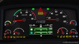 Volvo 2009 Onboard Computer [1.38 – 1.39] for Euro Truck Simulator 2