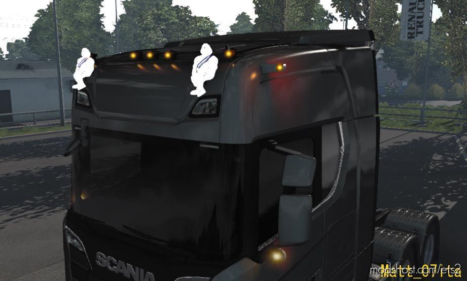 Roof Slot Next GEN for Euro Truck Simulator 2