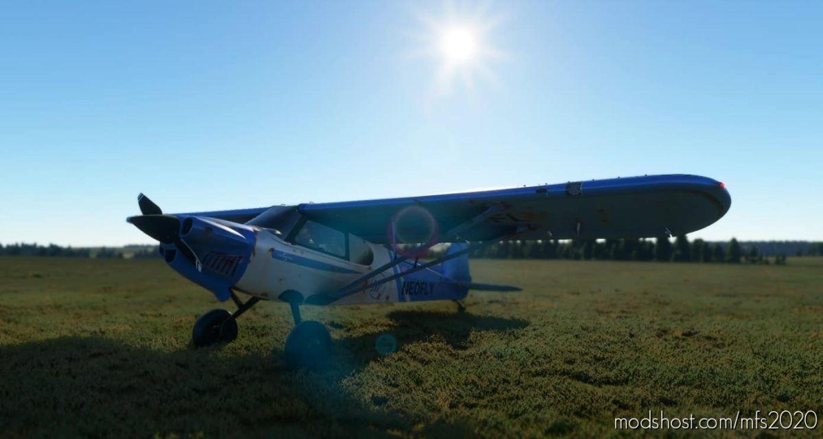 X-Cub Neofly Rusty for Microsoft Flight Simulator 2020