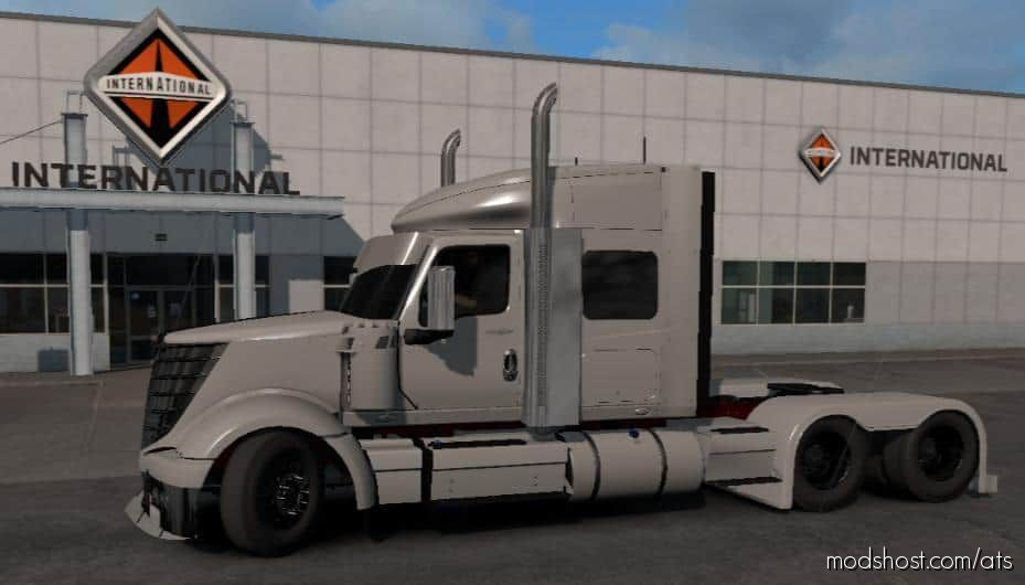 International Lonestar Custom [1.39] for American Truck Simulator