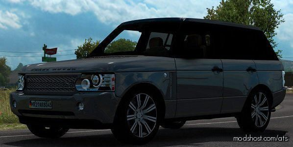 Range Rover Supercharged 2008 V5.0 [1.38.X] for American Truck Simulator