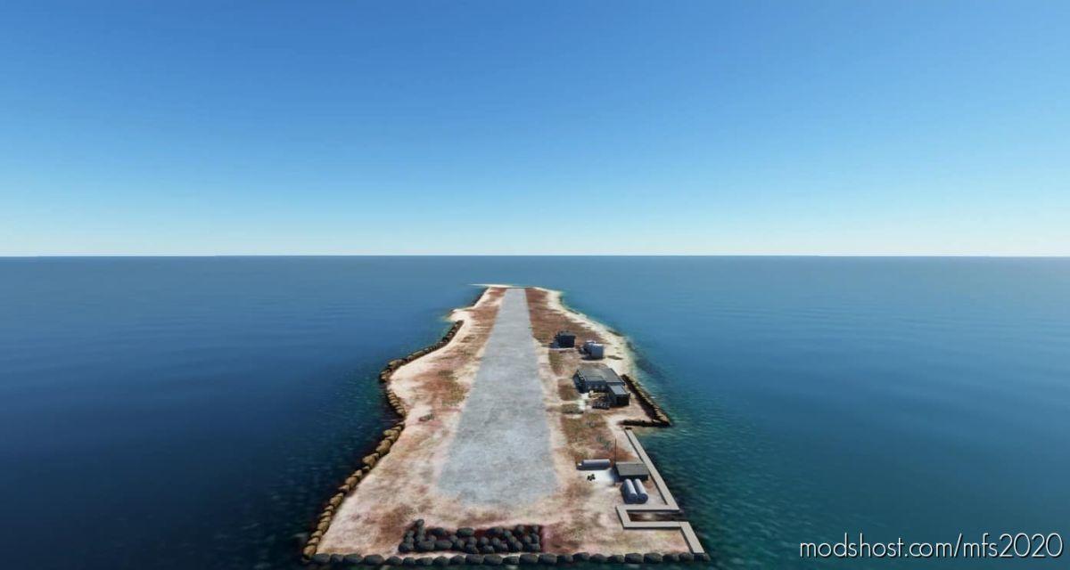 Pffh-Tern Island, French Frigate Shoals, Hawaii for Microsoft Flight Simulator 2020