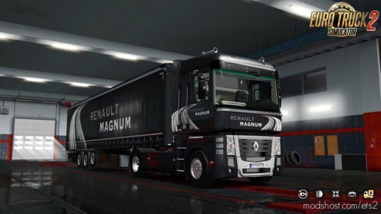 Renault Magnum Updates V25 [1.39] for Euro Truck Simulator 2