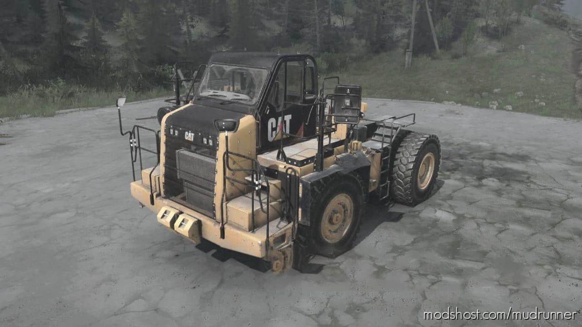 CAT 770G Truck V23.10.20 for MudRunner