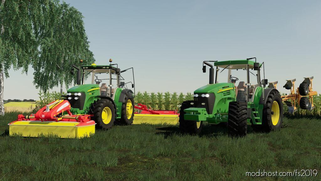 John Deere 7020/7030 Series for Farming Simulator 19