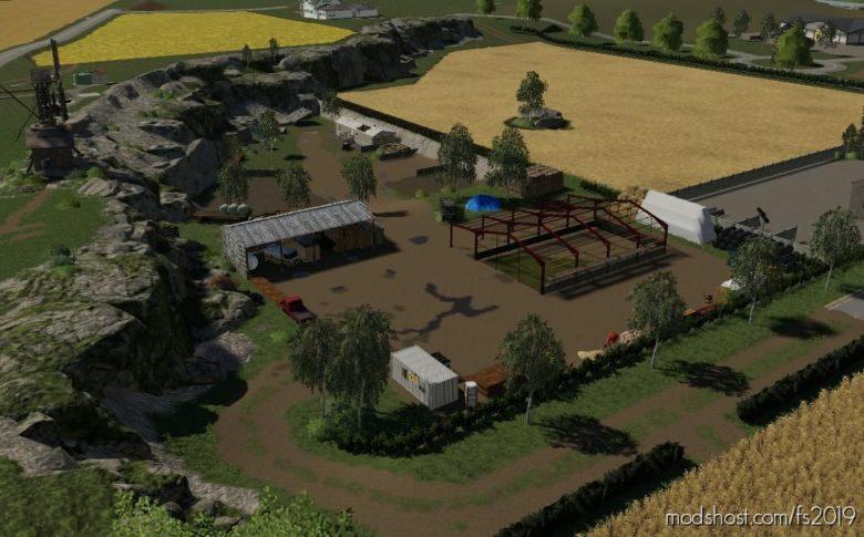 Maps Donneuse Pour Pieces for Farming Simulator 19