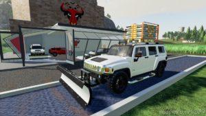 Hummer H3 for Farming Simulator 19