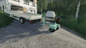 Concrete Mixer for Farming Simulator 19