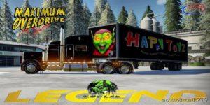 Trailer Happy Toys V2.0 for Farming Simulator 19