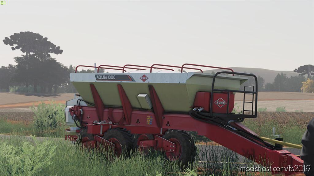 Kuhn Accura 10000 for Farming Simulator 19