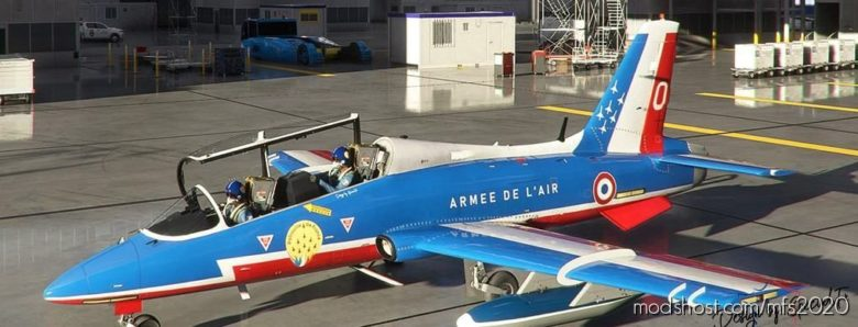 Mb-339Pan Fictional PAF for Microsoft Flight Simulator 2020