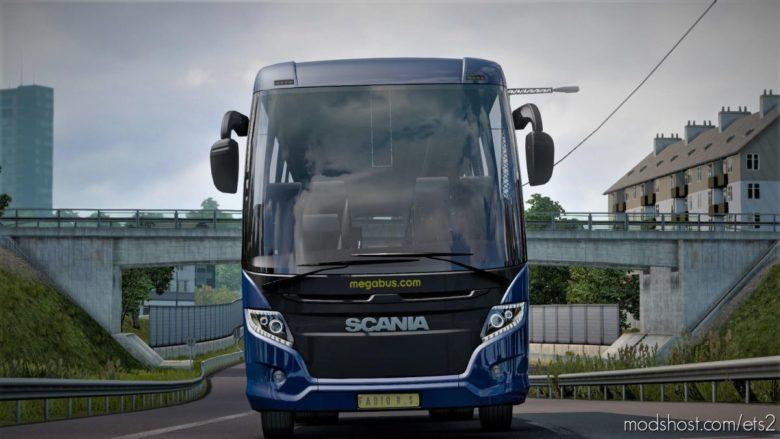 Scania Touring [1.39] for Euro Truck Simulator 2