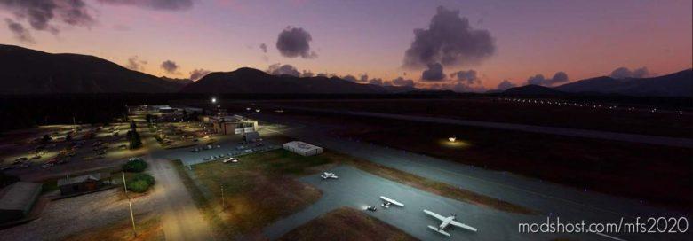 Terrace British Columbia Cyxt V3.4 for Microsoft Flight Simulator 2020