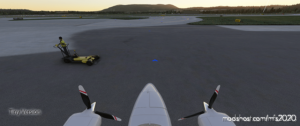 Tiny Taxi Ribbons V0.2 for Microsoft Flight Simulator 2020