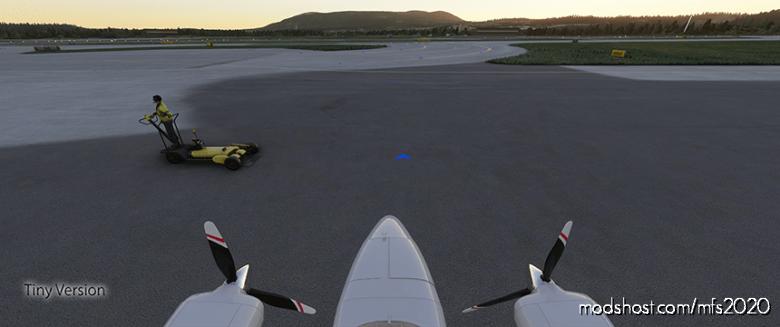Tiny Taxi Ribbons V0.2 for Microsoft Flight Simulator 2020