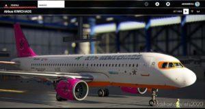 Msfs Kiwichaos Airbus A320Neo Repaint for Microsoft Flight Simulator 2020