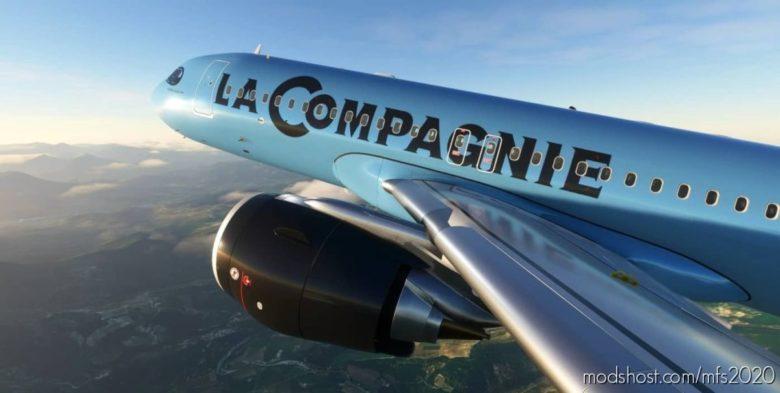 LA Compagnie – 8K V1.2 for Microsoft Flight Simulator 2020