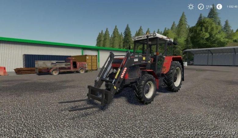 ZTS 8245 for Farming Simulator 19