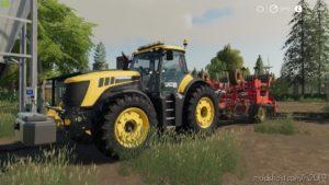 JCB Fast Trac 8000 By Stevie for Farming Simulator 19