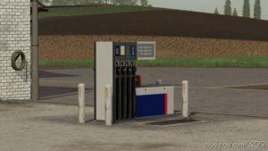Diesel Station for Farming Simulator 19