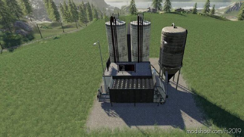 Pellet Press for Farming Simulator 19