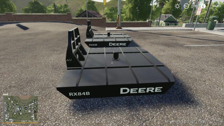 John Deere RX84B for Farming Simulator 19