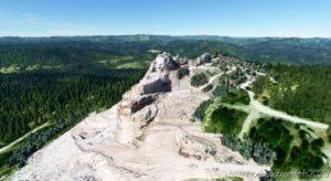 Crazy Horse Memorial, South Dakota, USA for Microsoft Flight Simulator 2020