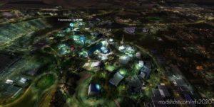 Futuroscope, Poitiers, France for Microsoft Flight Simulator 2020
