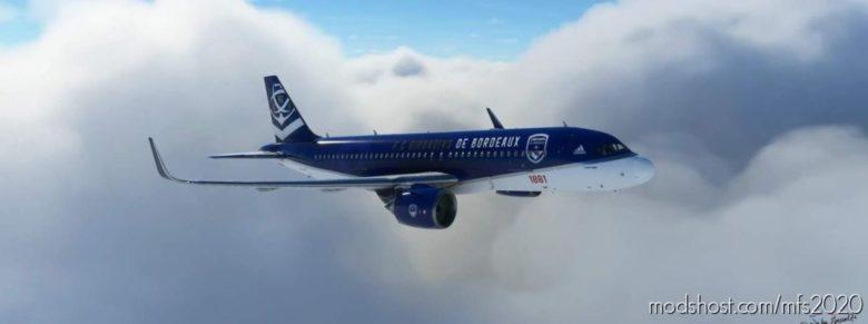 A320 NEO Fictional Fcgb for Microsoft Flight Simulator 2020
