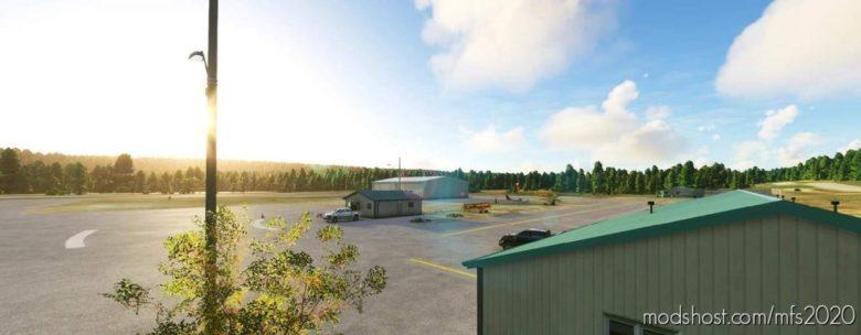 Burns Lake British Columbia Cypz for Microsoft Flight Simulator 2020