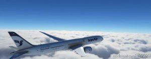 Iran AIR 787-10 – Modern Livery – 4K for Microsoft Flight Simulator 2020