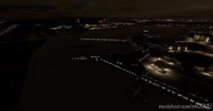 Egcc Manchester Airport – Night Lighting Improvement for Microsoft Flight Simulator 2020