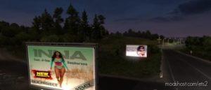 HOT Billboard ADS for Euro Truck Simulator 2